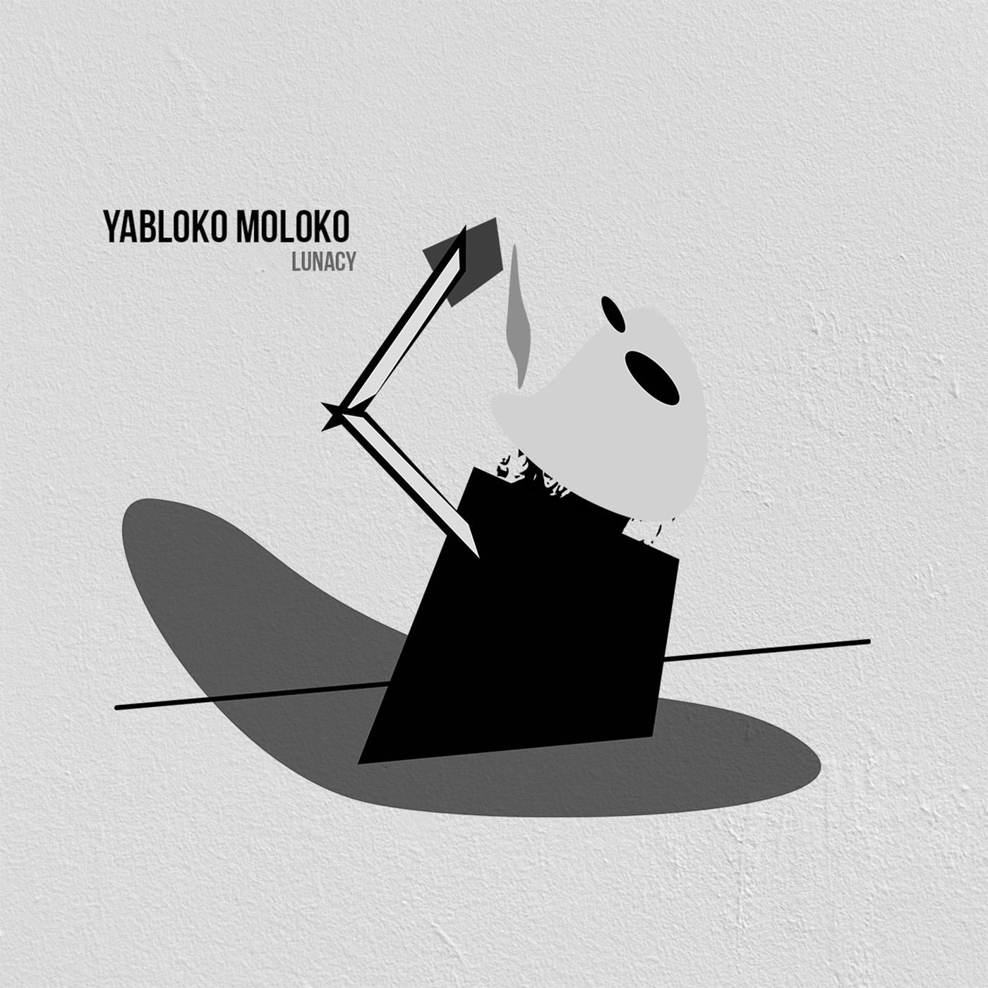 Lunacy Artwork - Electro Swing by Yabloko Moloko from Barcelona